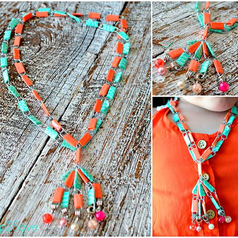 Pattern, Fashion accessory, Turquoise, Orange, Fashion, Teal, Aqua, Jewellery, Creative arts, Craft,