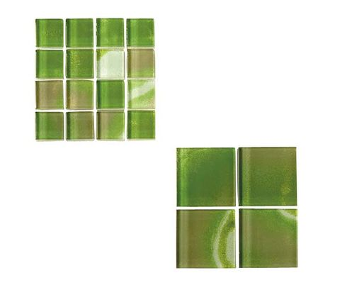 Green, Leaf, Colorfulness, Tints and shades, Rectangle, Square,