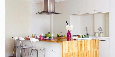 Wood, Room, Floor, Interior design, Flooring, Table, Furniture, Hardwood, Light fixture, Laminate flooring,