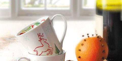 Serveware, Dishware, Drinkware, Cup, Porcelain, Tableware, Ceramic, Orange, Produce, Teacup,