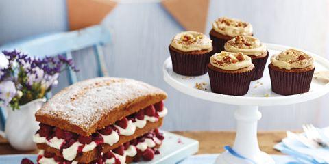 Dish, Food, Cuisine, Dessert, Ingredient, Baked goods, Baking, Snack cake, Finger food, Produce,