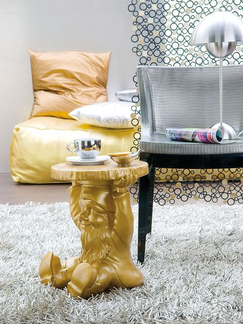 Yellow, Room, Textile, Furniture, Linens, Interior design, Bedding, Cushion, Pillow, Bronze sculpture,