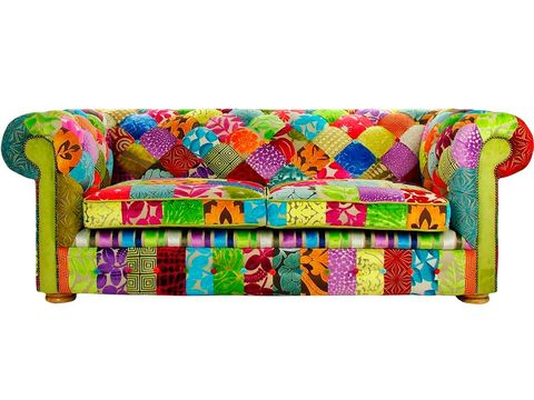 Textile, Pattern, Turquoise, Teal, Creative arts, Rectangle, Cushion, Couch, Craft,