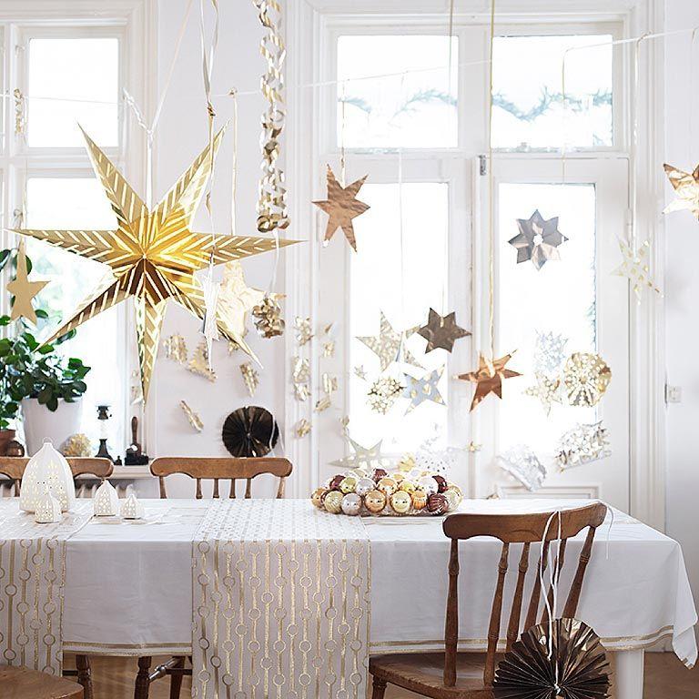 La decoración navideña con más estilo