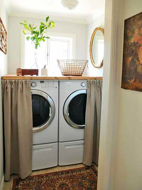 Room, Laundry room, Property, Furniture, Interior design, Floor, House, Cabinetry, Laundry, Countertop,