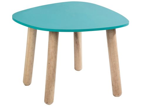 Wood, Brown, Table, Furniture, Teal, Aqua, Wood stain, Outdoor furniture, Turquoise, Tan,