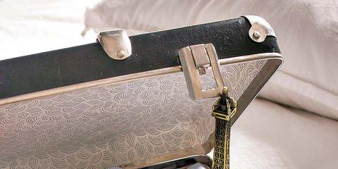 Polka dot, Natural material, Leather, String instrument, Still life photography, Folk instrument,