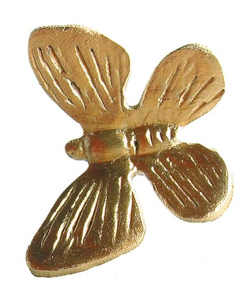 Brown, Wing, Metal, Tan, Beige, Bronze, Fawn, Silver, Invertebrate, Insect,