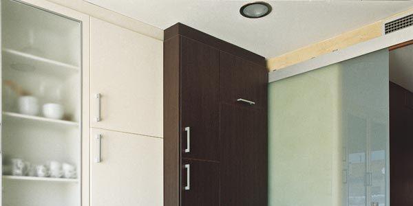 Puertas correderas para ahorrar espacio - Bascula bano ikea ...
