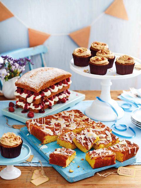 Food, Cuisine, Dish, Dessert, Ingredient, Baked goods, Finger food, Baking, Buttercream, Recipe,