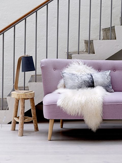Wood, Furniture, Purple, Grey, Beige, Handrail, Lavender, Home, Design, Wood stain,