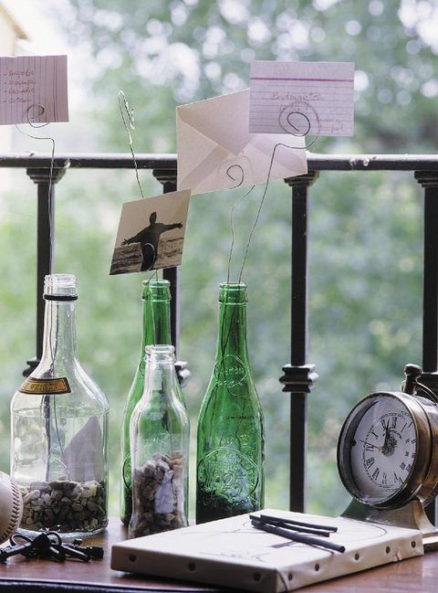 Bottle, Glass bottle, Green, Wine bottle, Glass, Table, Still life photography, Photography, Furniture, Still life,