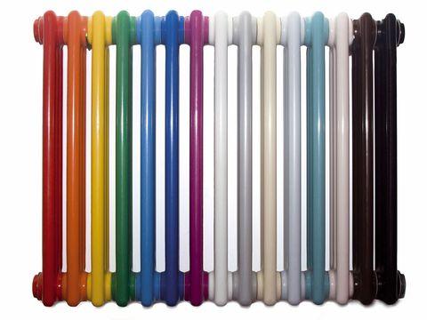 Radiador de colores
