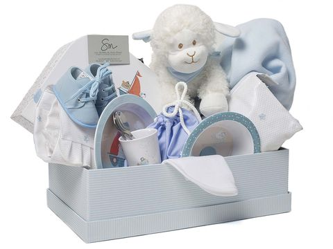 Present, Hamper, Home accessories, Figurine, Gift basket, Toy,