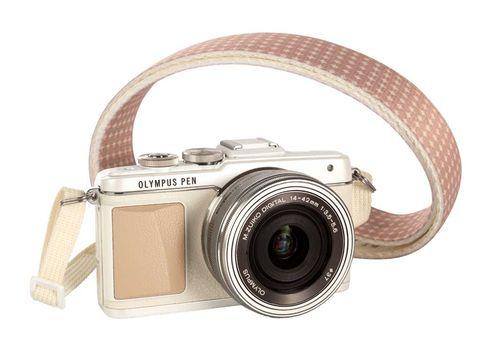 cámara de fotos olympus pen
