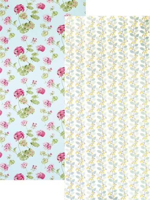 Yellow, Green, Pattern, Textile, Pink, Aqua, Design, Creative arts, Pattern, Pedicel,