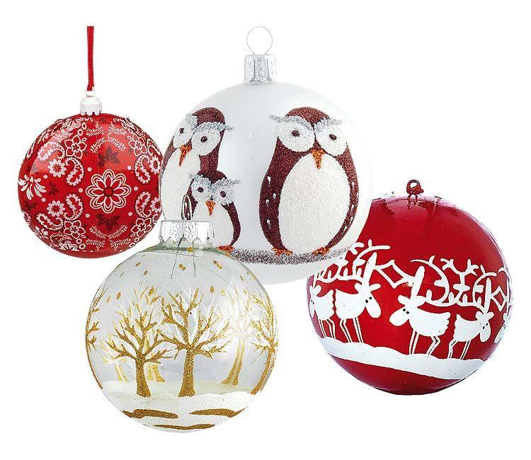 Renueva los adornos navideos