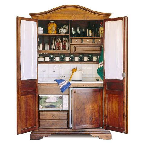 Wood, Cupboard, Furniture, Room, Cabinetry, Wood stain, Drawer, Hutch, Shelving, Drink,