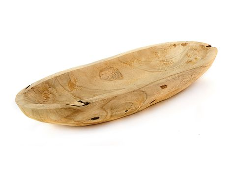 Beige, Wood, Bowl, Rock,