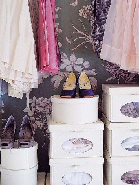 Textile, Pink, Purple, Lavender, Sandal,