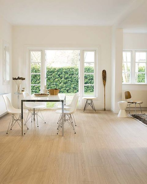 Floor, Laminate flooring, Wood flooring, Room, Furniture, Flooring, Property, Interior design, Hardwood, Tile,
