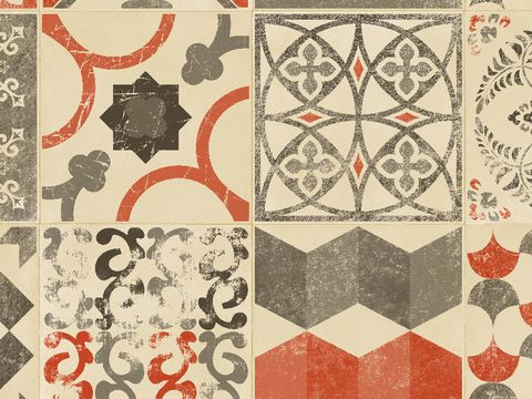 Pattern, Textile, Design, Pattern, Wallpaper, Line, Floor, Visual arts, Tile, Motif,