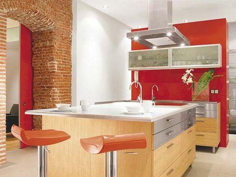 Room, Interior design, Wood, Property, Floor, Wall, Flooring, Cabinetry, Drawer, Interior design,