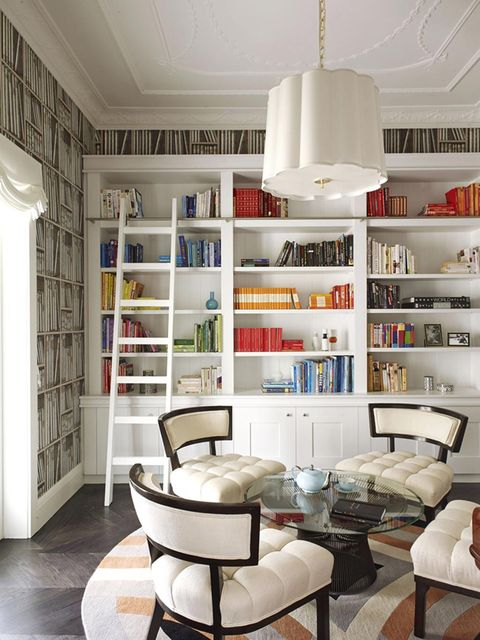 Interior design, Room, Shelf, Shelving, Floor, Wall, Home, Furniture, White, Light fixture,