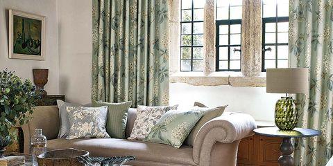 Interior design, Room, Floor, Green, Home, Flooring, Wall, Living room, Furniture, Interior design,