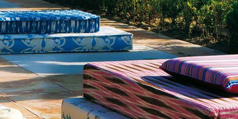 Textile, Teal, Linens, Paper product,