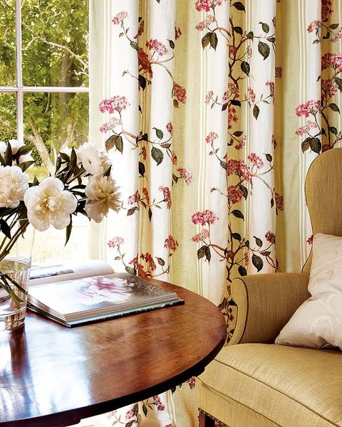 Room, Interior design, Branch, Table, Furniture, Petal, Wall, Interior design, Couch, Peach,