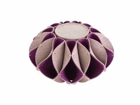 Purple, Violet, Magenta, Lavender, Pink, Ball, Sphere, Maroon, Circle, Natural material,