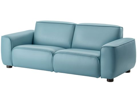 Blue, White, Couch, Furniture, Style, Turquoise, Azure, Black, Rectangle, Grey,