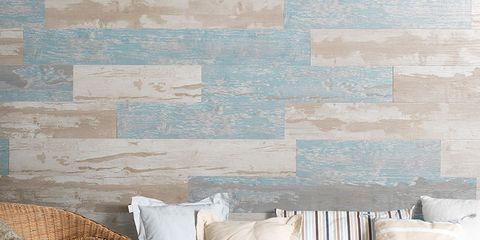Blue, Room, Interior design, Textile, Wall, Furniture, Table, Turquoise, Aqua, Linens,