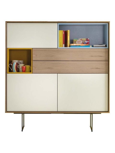 Product, Shelving, Furniture, Line, Rectangle, Shelf, Cabinetry, Beige, Material property, Plywood,