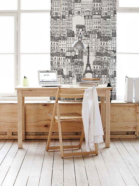 Wood, Floor, Room, Flooring, Interior design, Wall, Hardwood, Wood flooring, Wood stain, Grey,