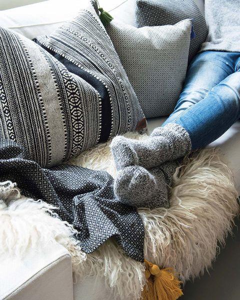 Relax en el sofá