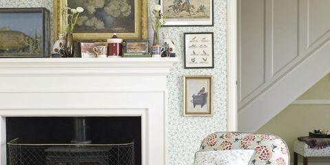 Room, Interior design, Wood, Floor, Wall, Furniture, Home, Hearth, Flooring, Interior design,