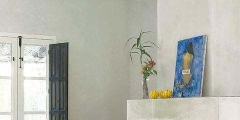 Blue, Room, Wood, Floor, Interior design, Wall, Flooring, Hearth, Home, Living room,