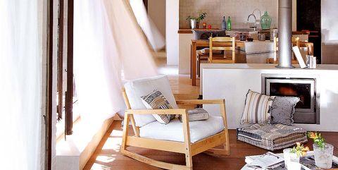 Wood, Interior design, Room, Floor, Flooring, Home, Wall, Interior design, Furniture, Ceiling,
