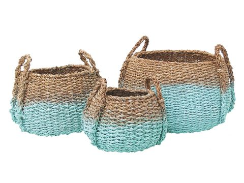 Blue, Brown, Turquoise, Teal, Aqua, Bag, Azure, Electric blue, Beige, Home accessories,