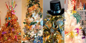 Árbol de Navidad para Fin de año