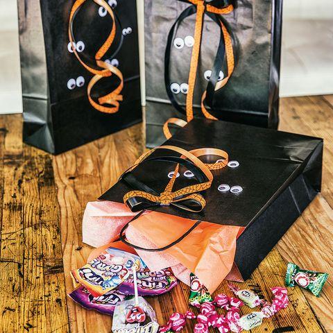 bolsas de caramelos para halloween