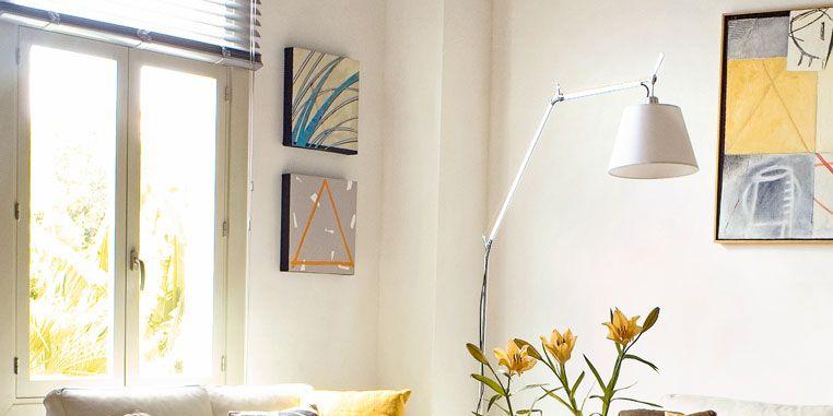 Trucos para que una casa peque a luzca amplia y luminosa - Trucos para casas pequenas ...