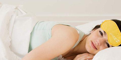 White, Skin, Beauty, Leg, Nose, Blond, Arm, Thigh, Sleep, Textile,