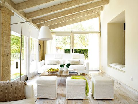 Room, Interior design, Floor, Property, Bed, Wall, Ceiling, Linens, Home, Bedding,