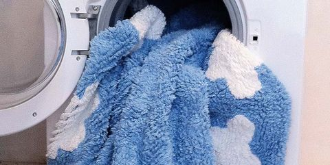 Cómo lavar mantas