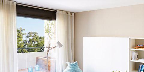 Room, Interior design, Tablecloth, Property, Home, Textile, Floor, Furniture, Flooring, Shelf,