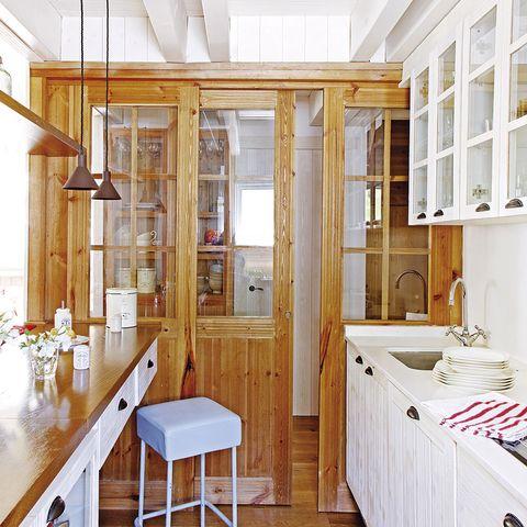 Trucos para elegir las puertas de casa for Puertas para casa interior