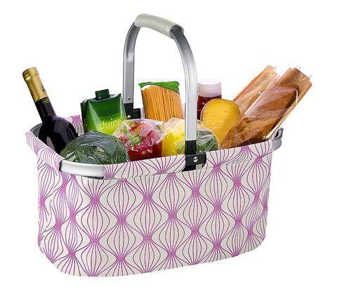 Basket, Storage basket, Ingredient, Wicker, Home accessories, Bottle, Natural foods, Food group, Glass bottle, Whole food,